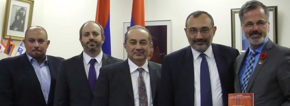Canadian-Armenian Political Affairs Committee