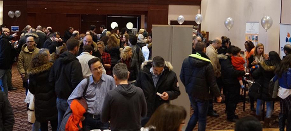 400 Candidates Attend #ICareICan Job Fair for Syrian Armenians at
