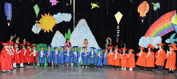 daycare graduation